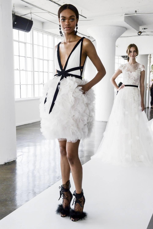 Modele de rochie de mireasa - Rochie scurta - Wedding Consulting by Marian Ionescu