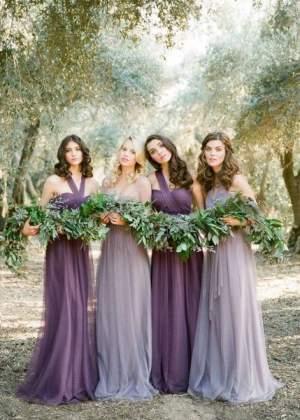 Culoarea anului 2018 - Wedding Consulting - Pantone - Domnisoare de onoare 1