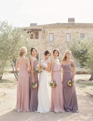 Culoarea anului 2018 - Wedding Consulting - Pantone - Domnisoare de onoare 2
