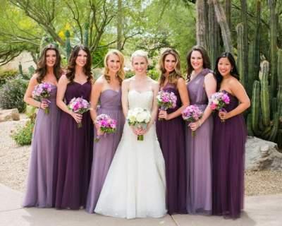 Culoarea anului 2018 - Wedding Consulting - Pantone - Domnisoare de onoare 3