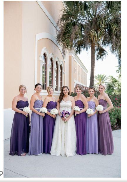 Culoarea anului 2018 - Wedding Consulting - Pantone - Domnisoare de onoare 4